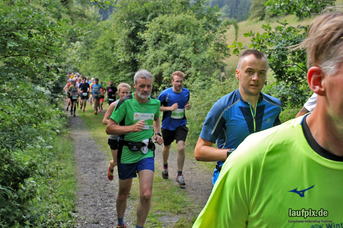 Sauerland Höhenflug Trailrun 2018 - 356