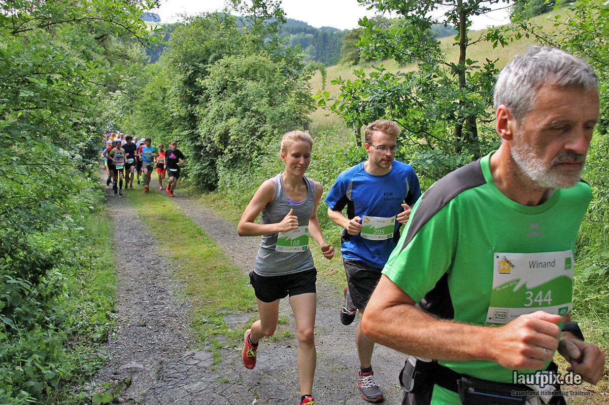 Sauerland Höhenflug Trailrun 2018 - 358