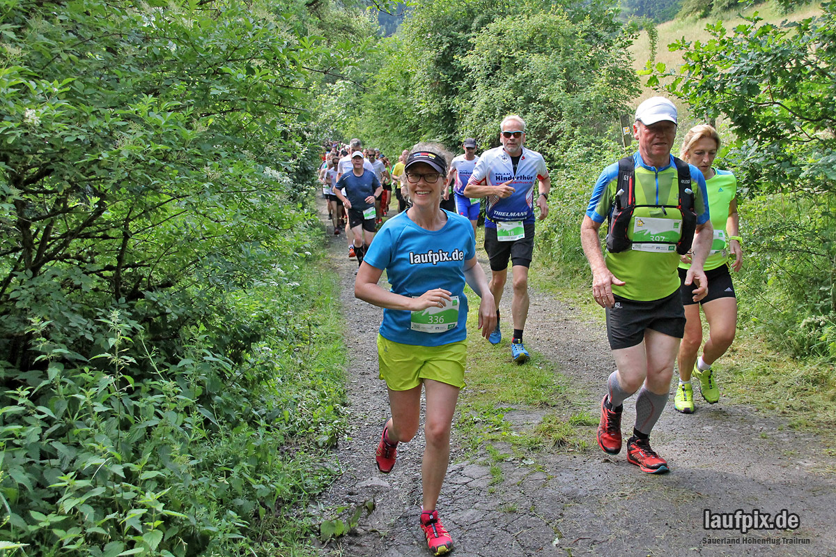 Sauerland Höhenflug Trailrun 2018 - 370