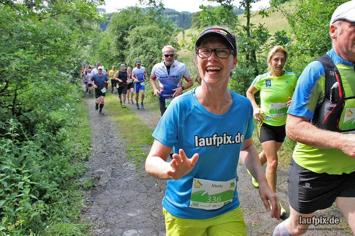 Sauerland Höhenflug Trailrun 2018 - 373
