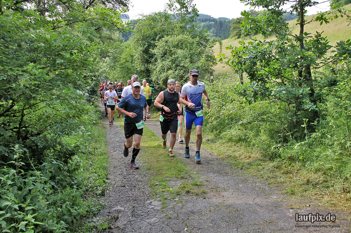Sauerland Höhenflug Trailrun 2018 - 375