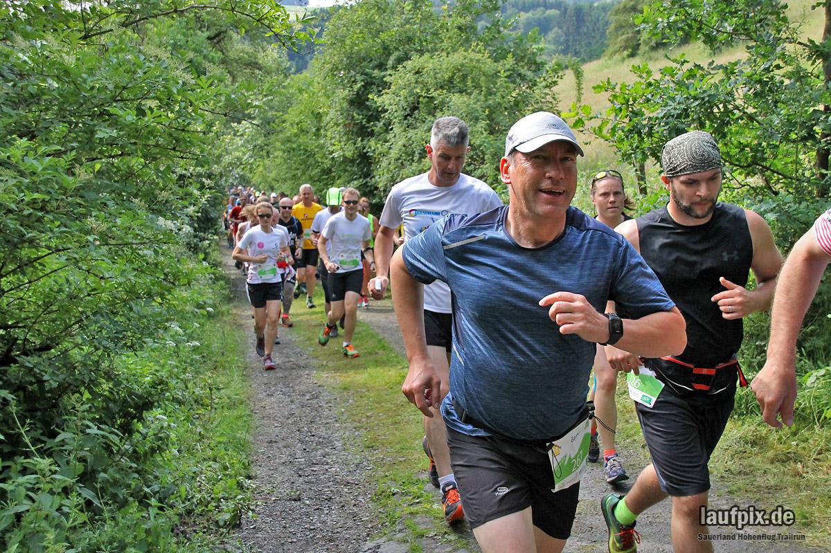 Sauerland Höhenflug Trailrun 2018 - 378