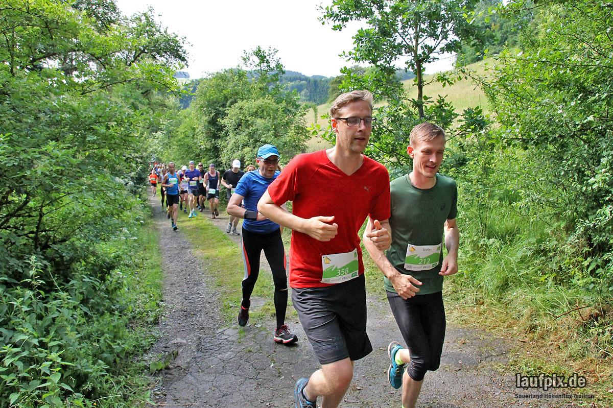 Sauerland Höhenflug Trailrun 2018 - 393