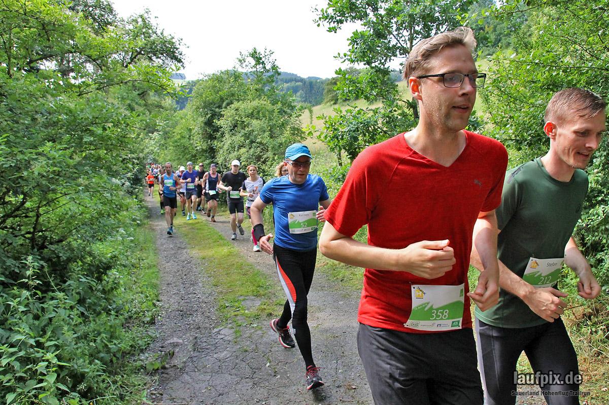Sauerland Höhenflug Trailrun 2018 - 394