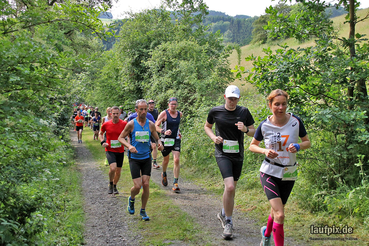 Sauerland Höhenflug Trailrun 2018 - 397