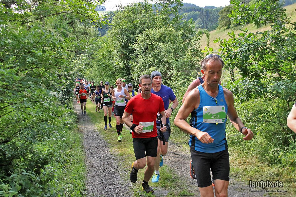 Sauerland Höhenflug Trailrun 2018 - 399