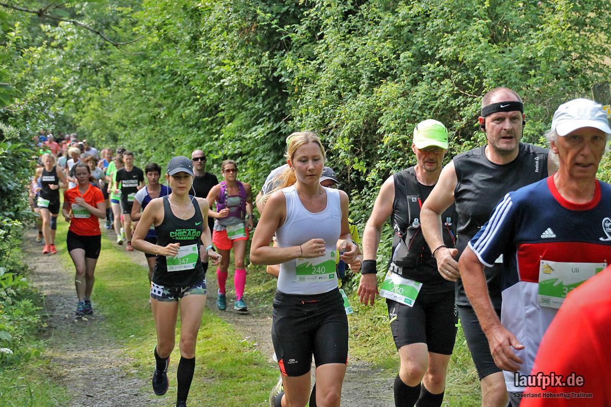 Sauerland Höhenflug Trailrun 2018 - 400