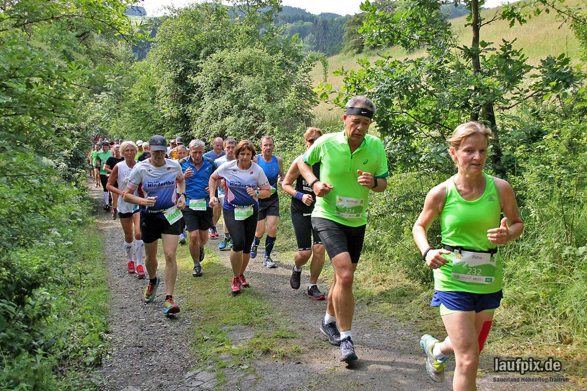 Sauerland Höhenflug Trailrun 2018 - 413