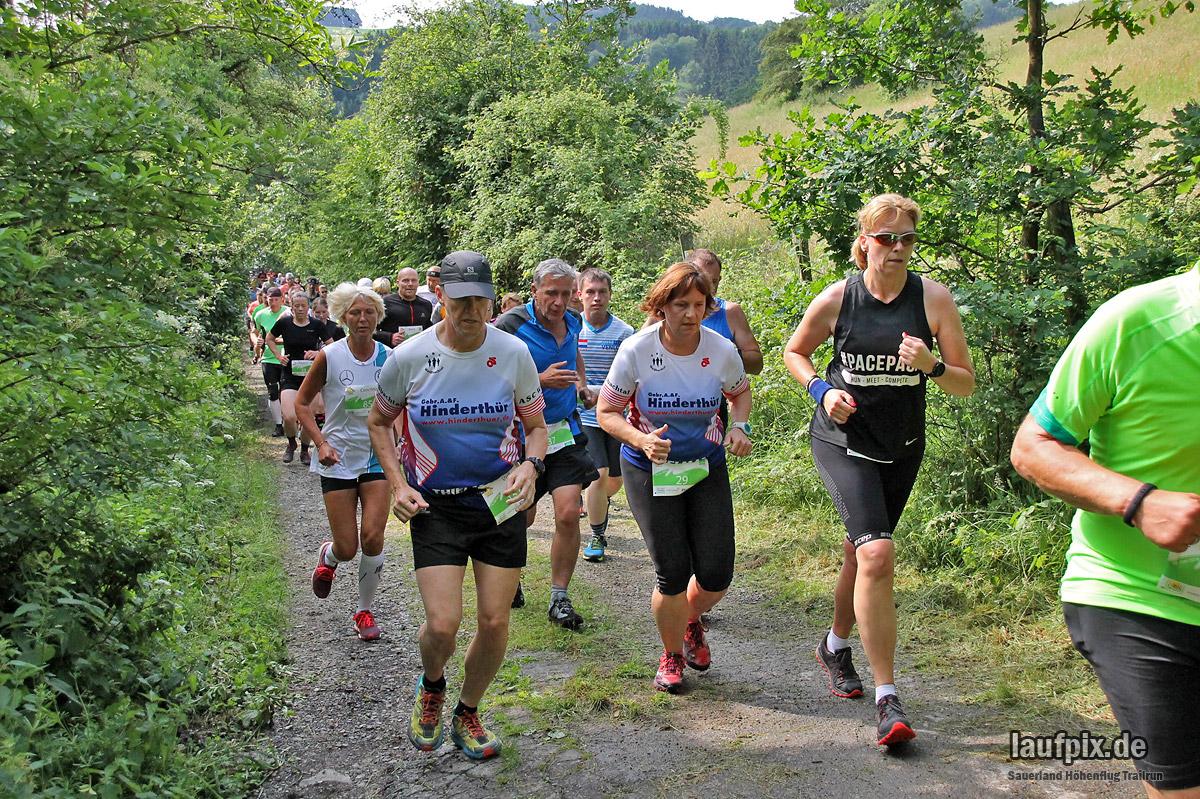 Sauerland Höhenflug Trailrun 2018 - 415