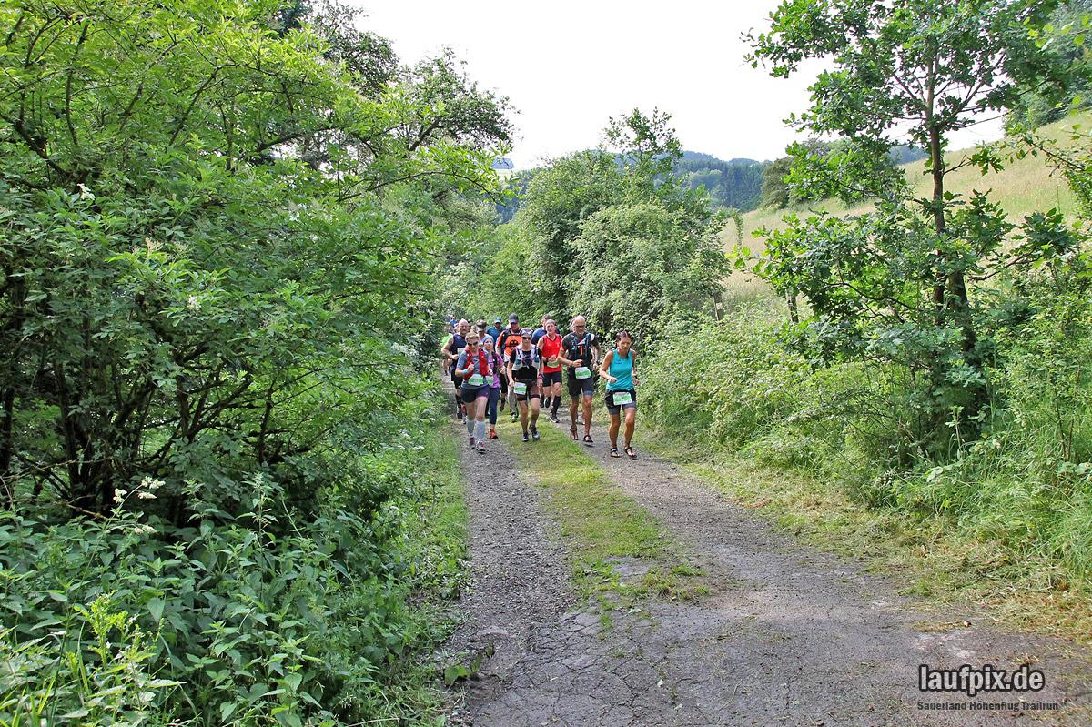 Sauerland Höhenflug Trailrun 2018 - 450
