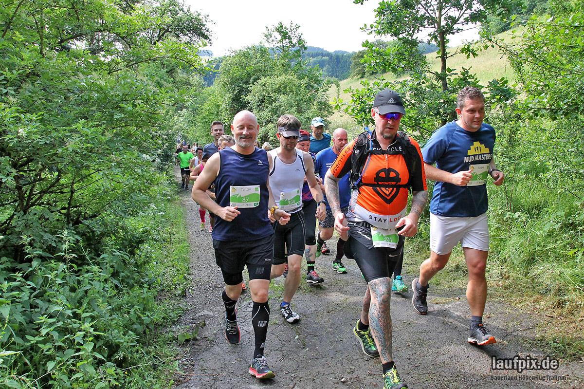 Sauerland Höhenflug Trailrun 2018 - 458