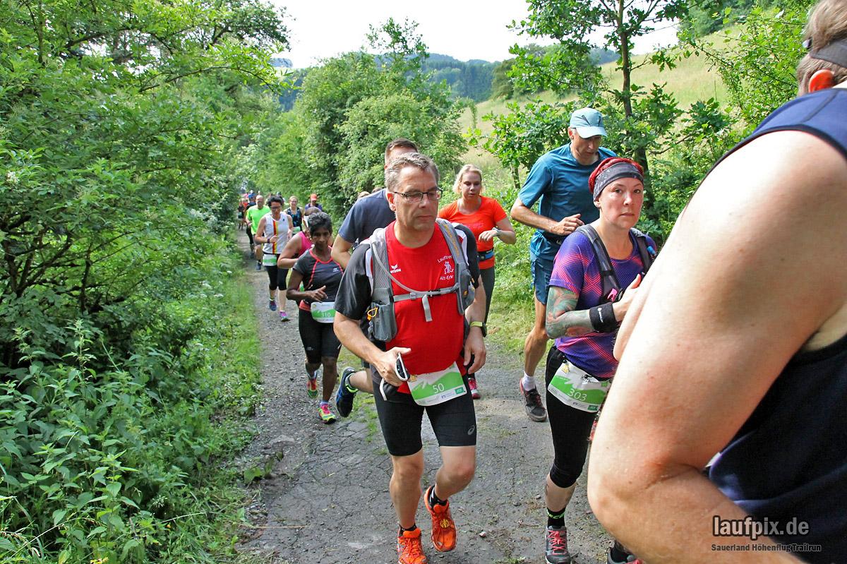 Sauerland Höhenflug Trailrun 2018 - 461
