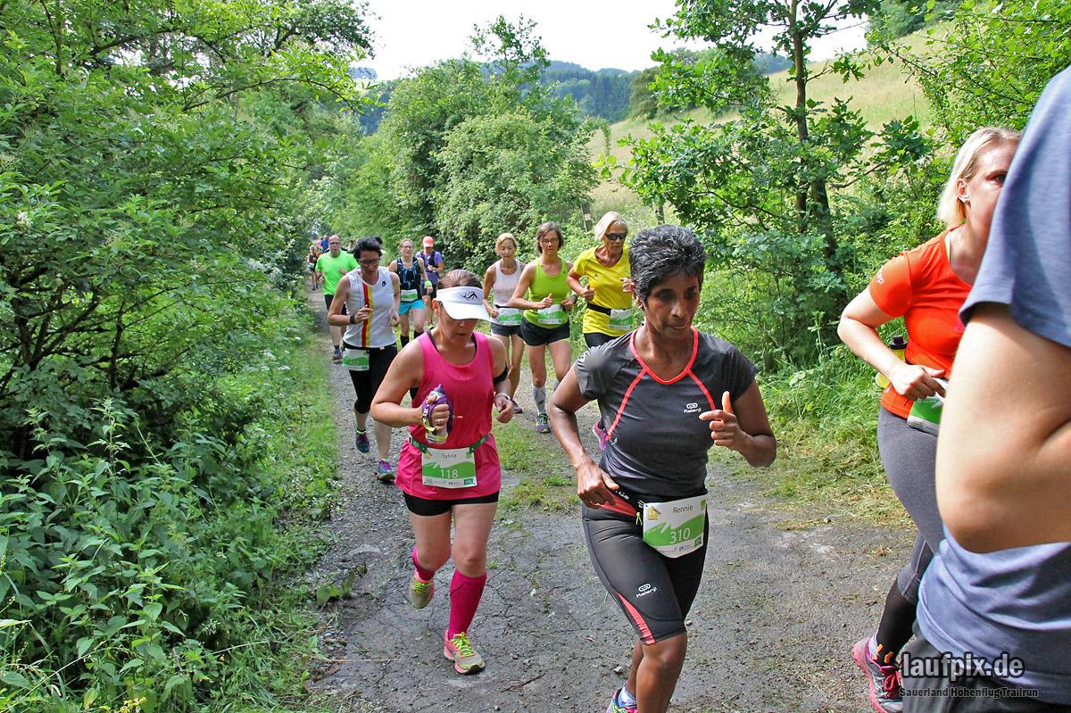 Sauerland Höhenflug Trailrun 2018 - 465