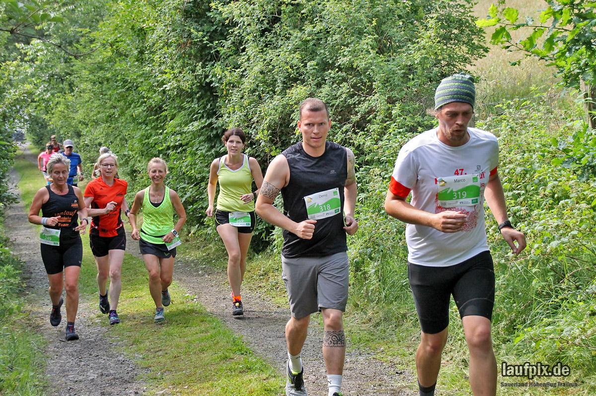 Sauerland Höhenflug Trailrun 2018 - 478