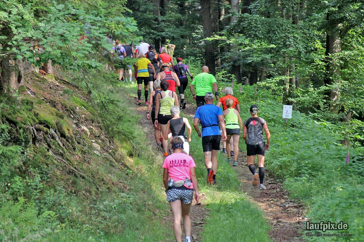Sauerland Höhenflug Trailrun 2018 - 492