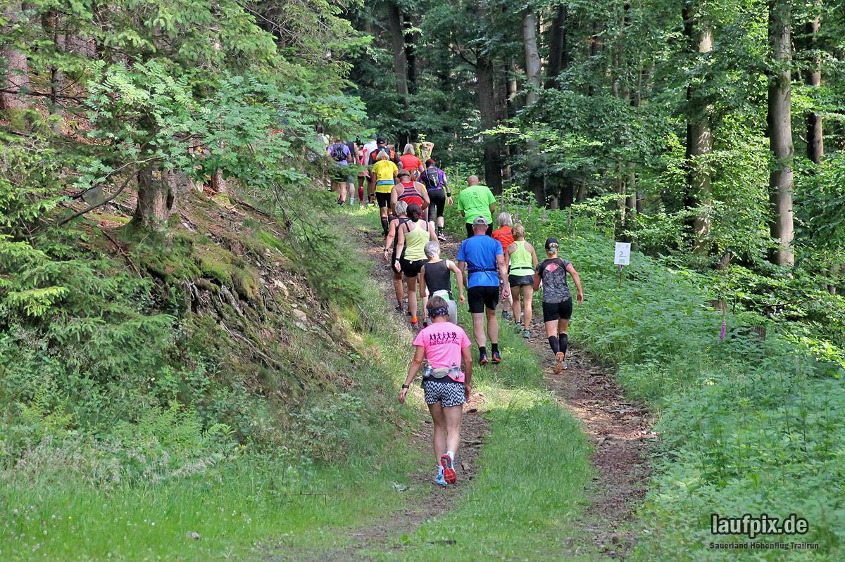 Sauerland Höhenflug Trailrun 2018 - 493