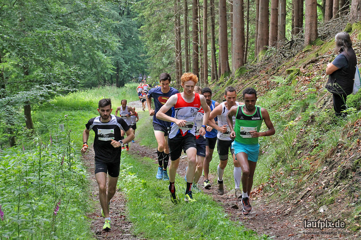 Sauerland Höhenflug Trailrun 2018 - 500
