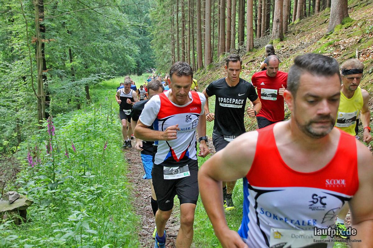 Sauerland Höhenflug Trailrun 2018 - 526