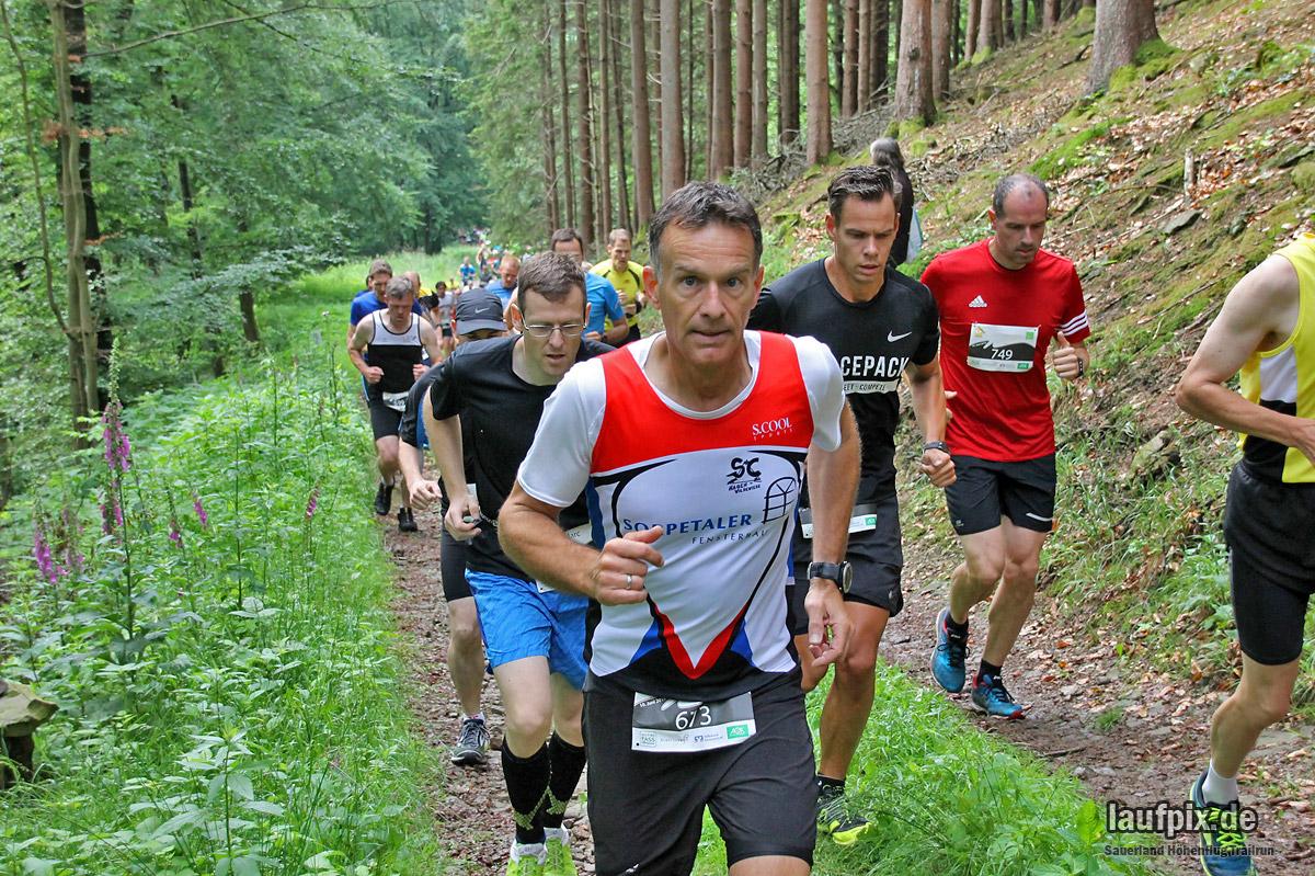 Sauerland Höhenflug Trailrun 2018 - 527