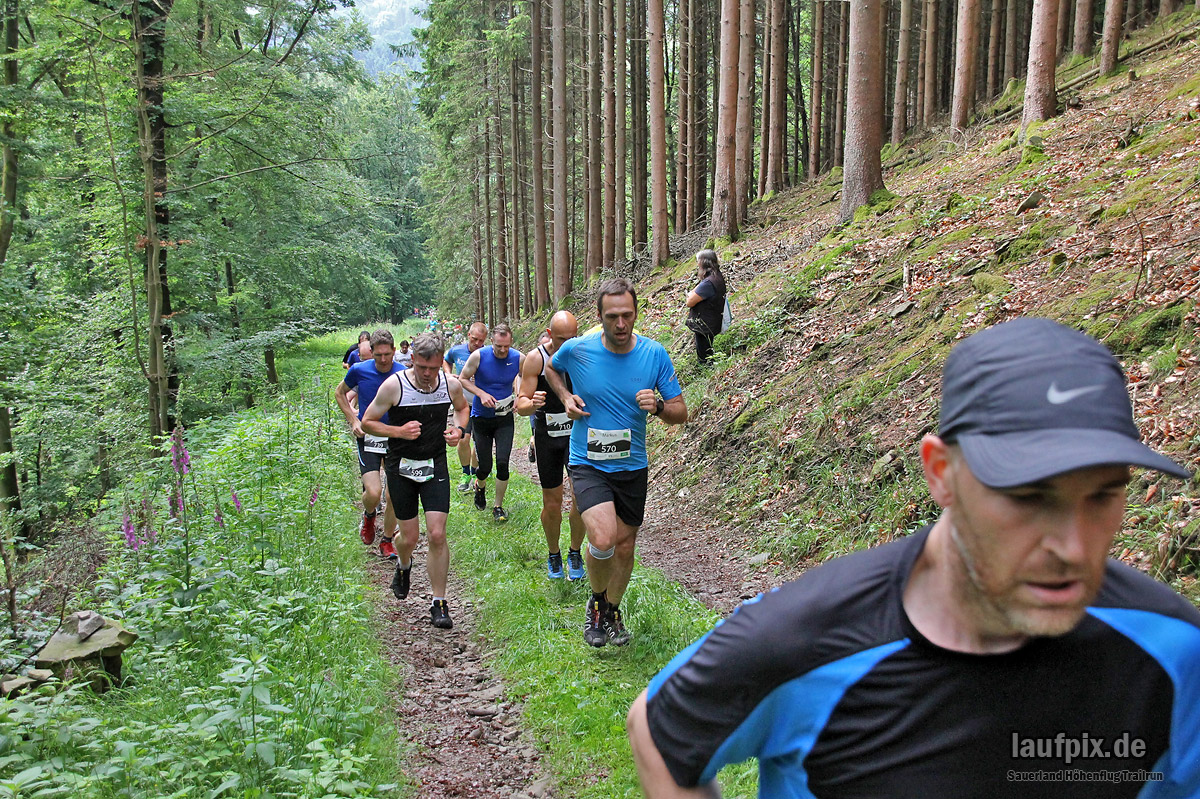 Sauerland Höhenflug Trailrun 2018 - 531