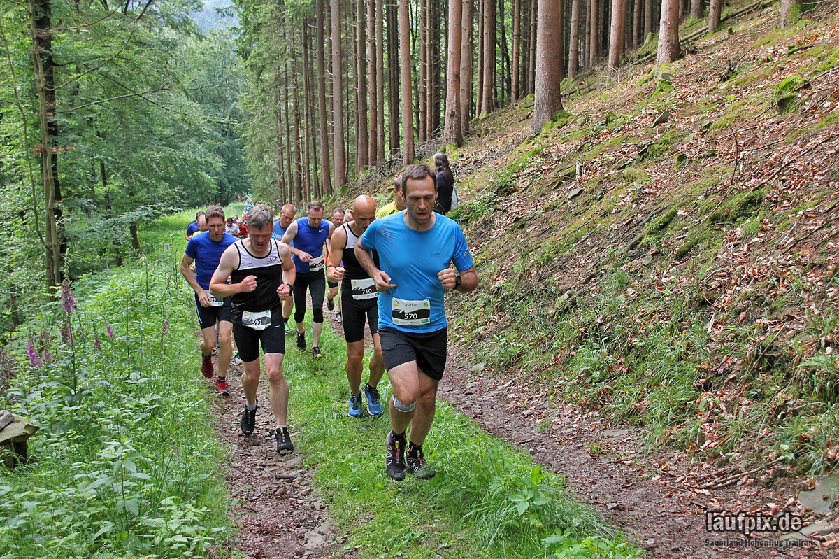 Sauerland Höhenflug Trailrun 2018 - 532