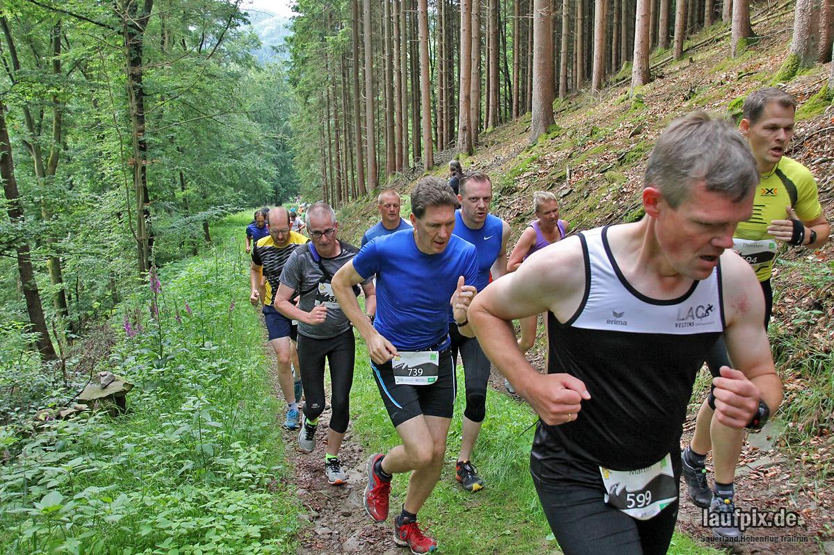 Sauerland Höhenflug Trailrun 2018 - 537
