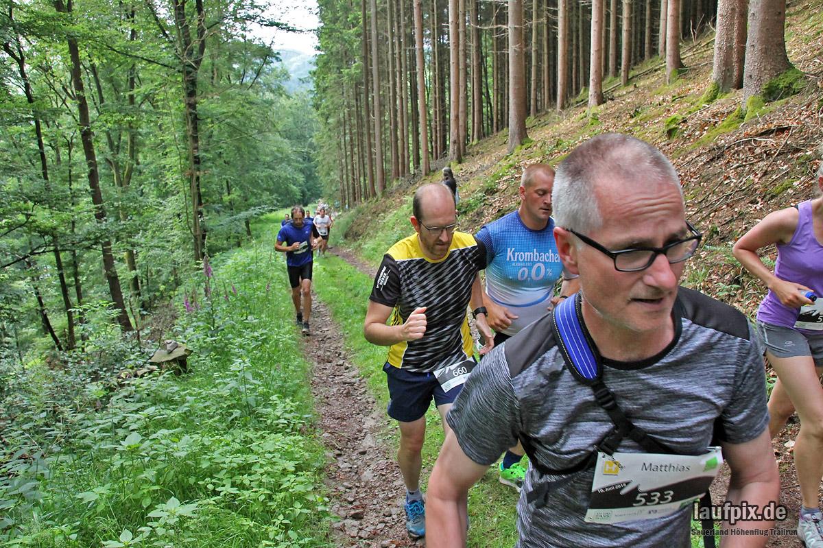 Sauerland Höhenflug Trailrun 2018 - 541