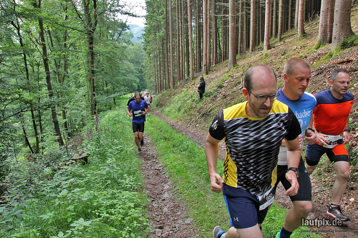 Sauerland Höhenflug Trailrun 2018 - 542