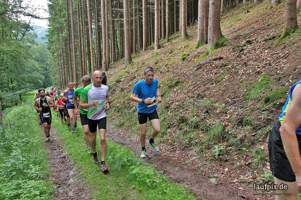 Sauerland Höhenflug Trailrun 2018 - 568