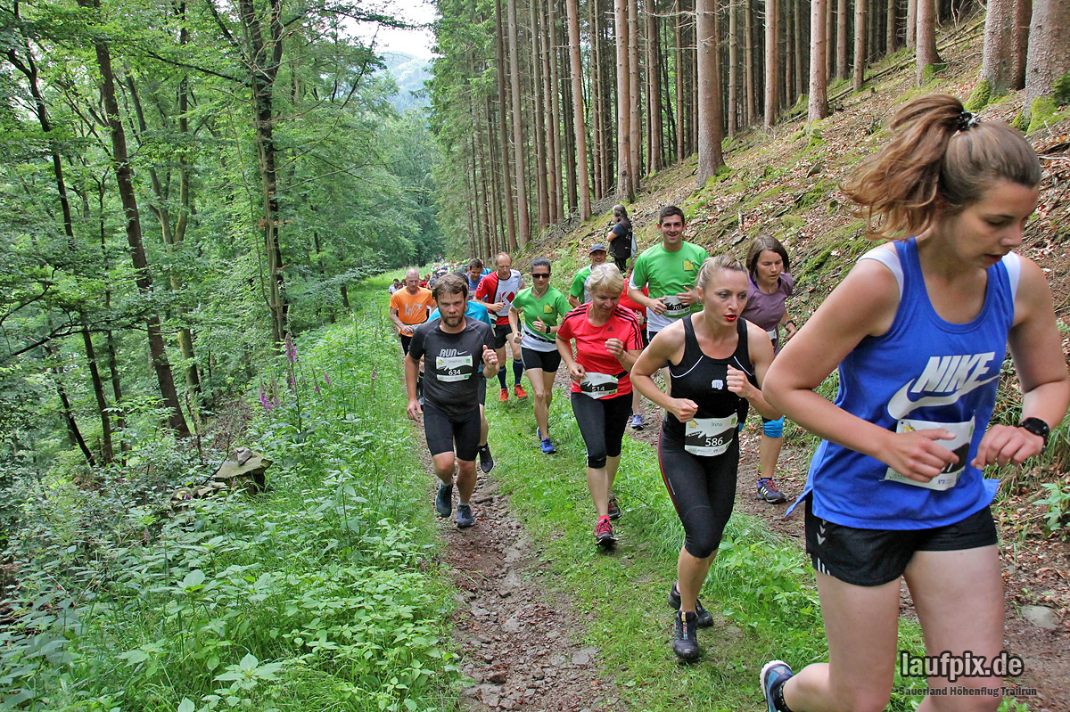Sauerland Höhenflug Trailrun 2018 - 574