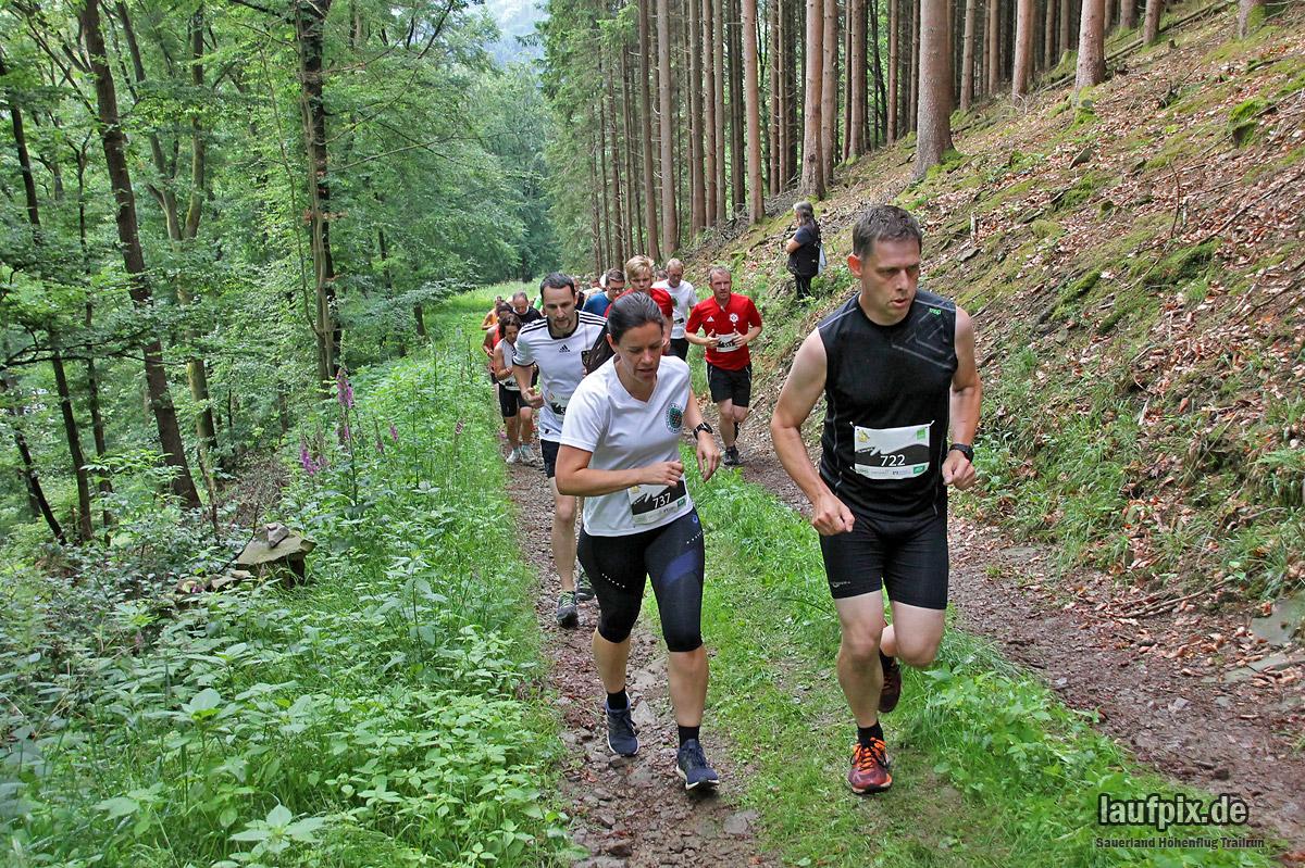 Sauerland Höhenflug Trailrun 2018 - 591