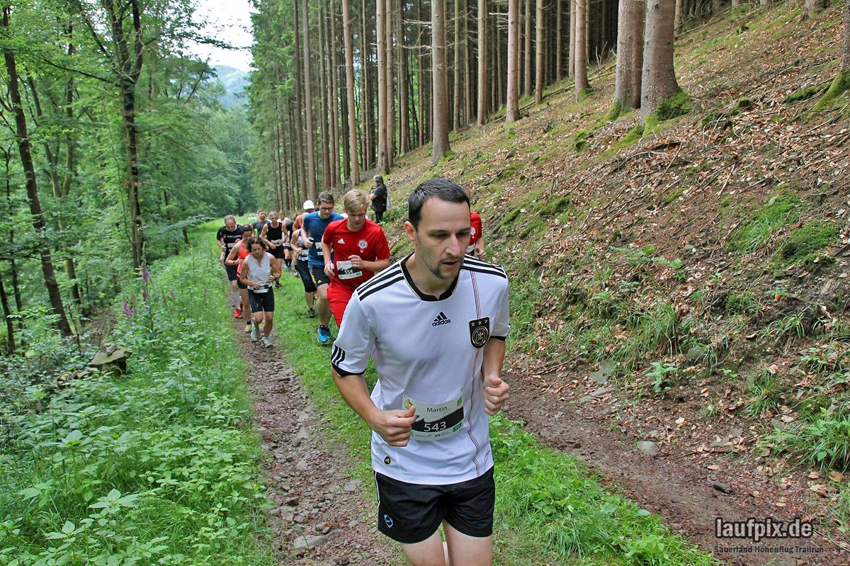Sauerland Höhenflug Trailrun 2018 - 594