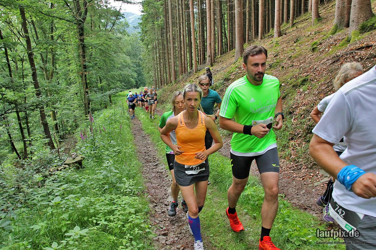 Sauerland Höhenflug Trailrun 2018 - 609