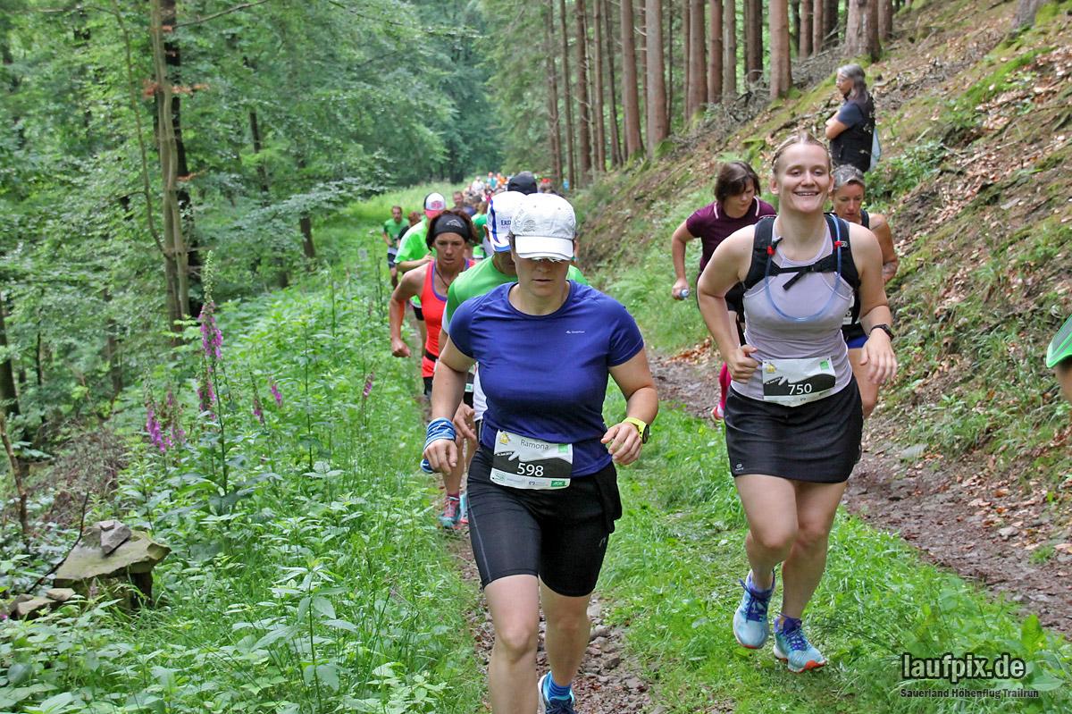 Sauerland Höhenflug Trailrun 2018 - 617