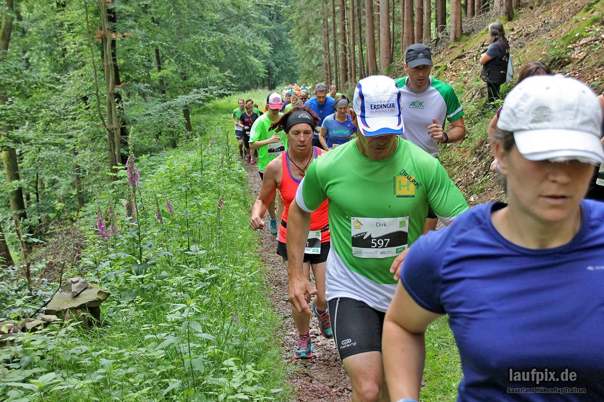 Sauerland Höhenflug Trailrun 2018 - 619
