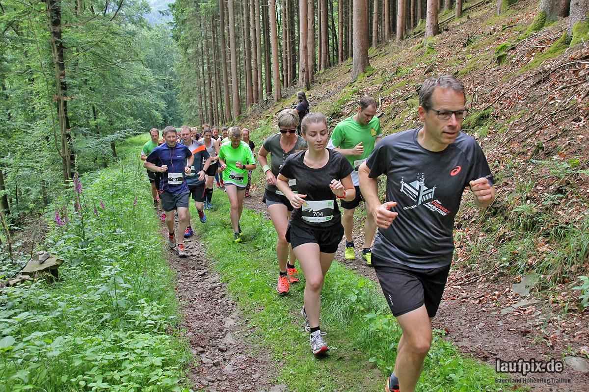 Sauerland Höhenflug Trailrun 2018 - 630