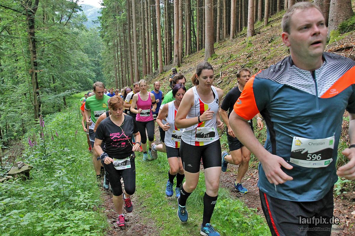 Sauerland Höhenflug Trailrun 2018 - 636