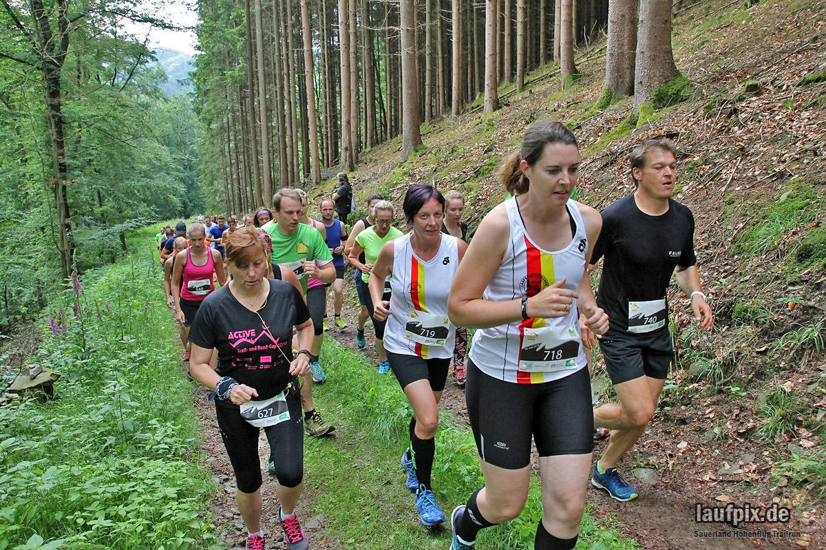 Sauerland Höhenflug Trailrun 2018 - 637