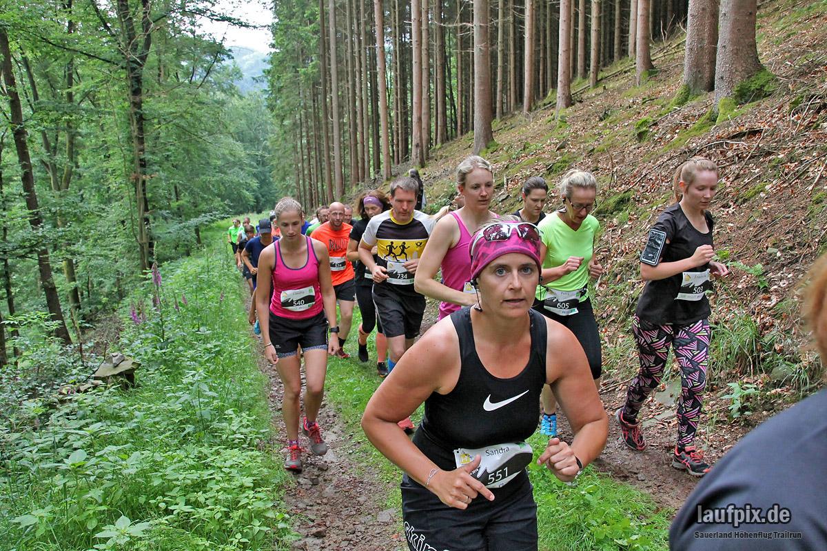 Sauerland Höhenflug Trailrun 2018 - 640
