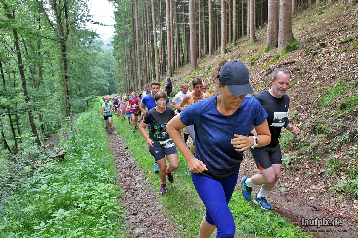 Sauerland Höhenflug Trailrun 2018 - 650