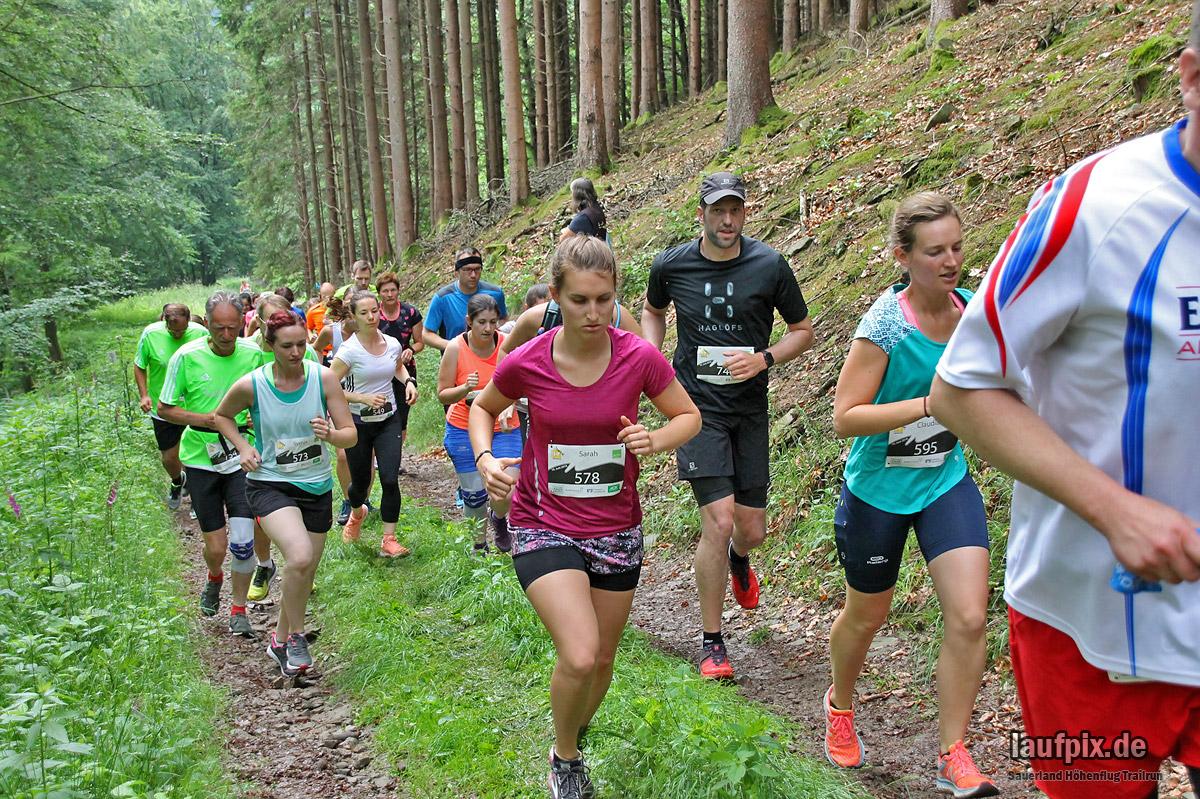 Sauerland Höhenflug Trailrun 2018 - 656