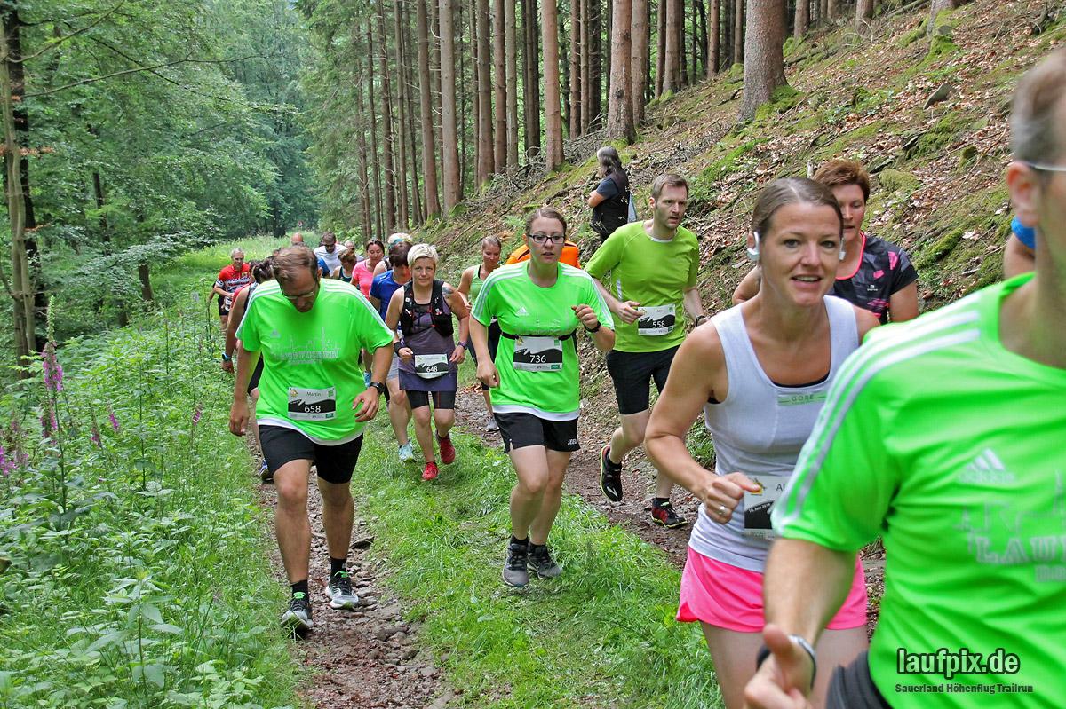 Sauerland Höhenflug Trailrun 2018 - 664