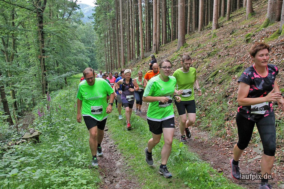 Sauerland Höhenflug Trailrun 2018 - 666