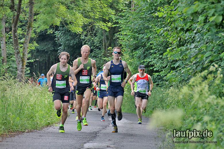 Sauerland Höhenflug Trailrun 2018 - 11