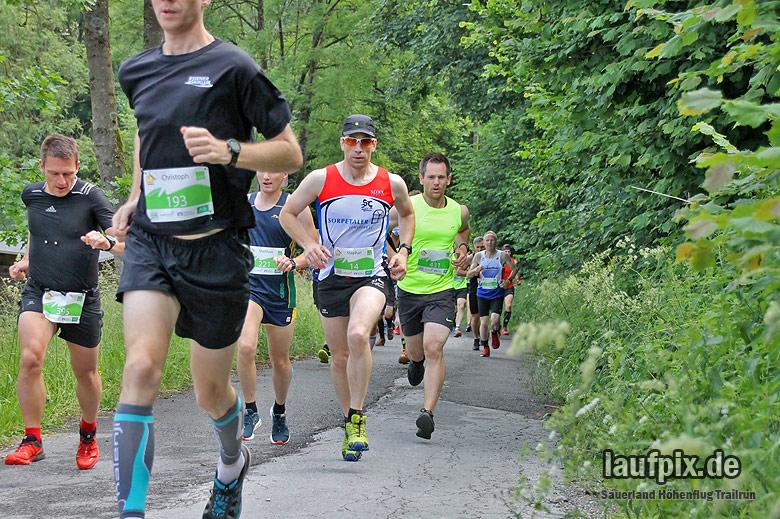 Sauerland Höhenflug Trailrun 2018 - 19