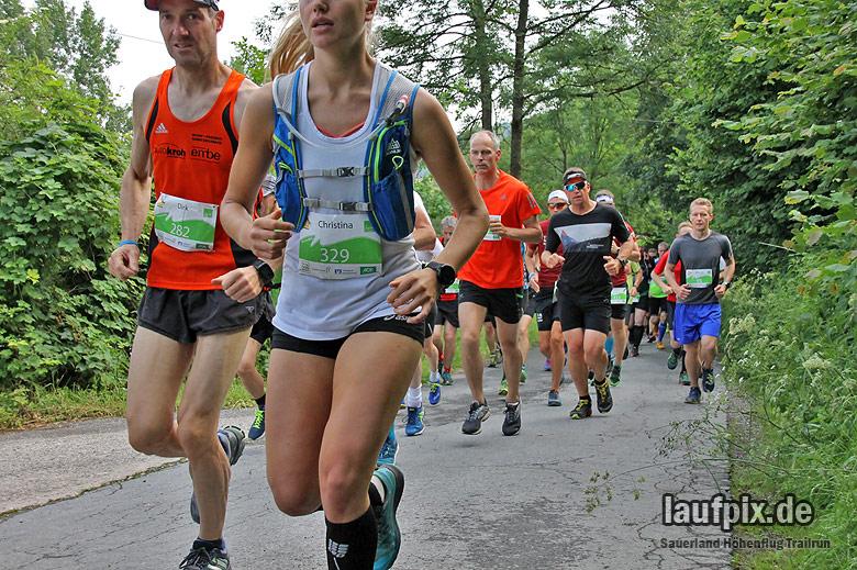 Sauerland Höhenflug Trailrun 2018 - 62