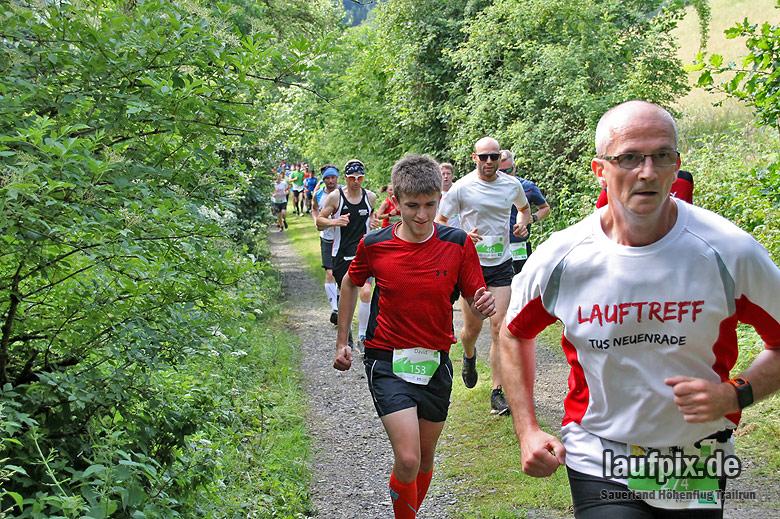 Sauerland Höhenflug Trailrun 2018
