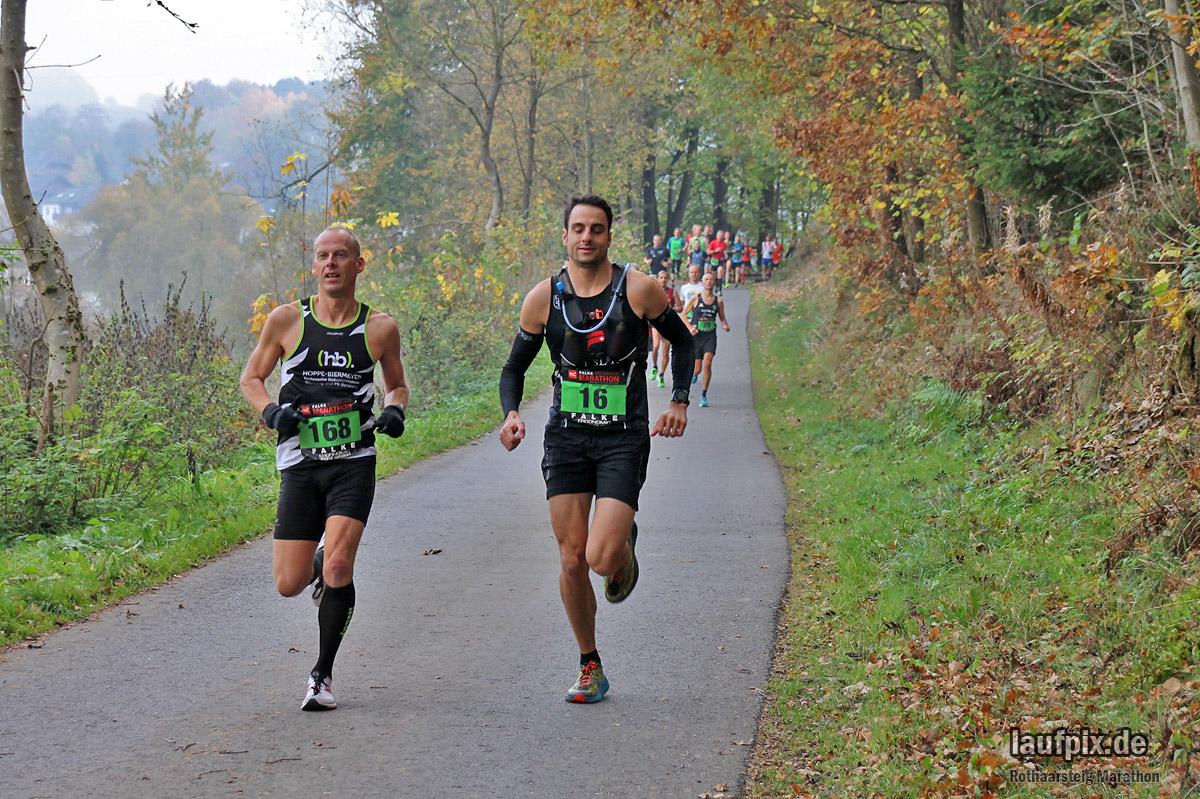 Rothaarsteig Marathon 2018 - 4