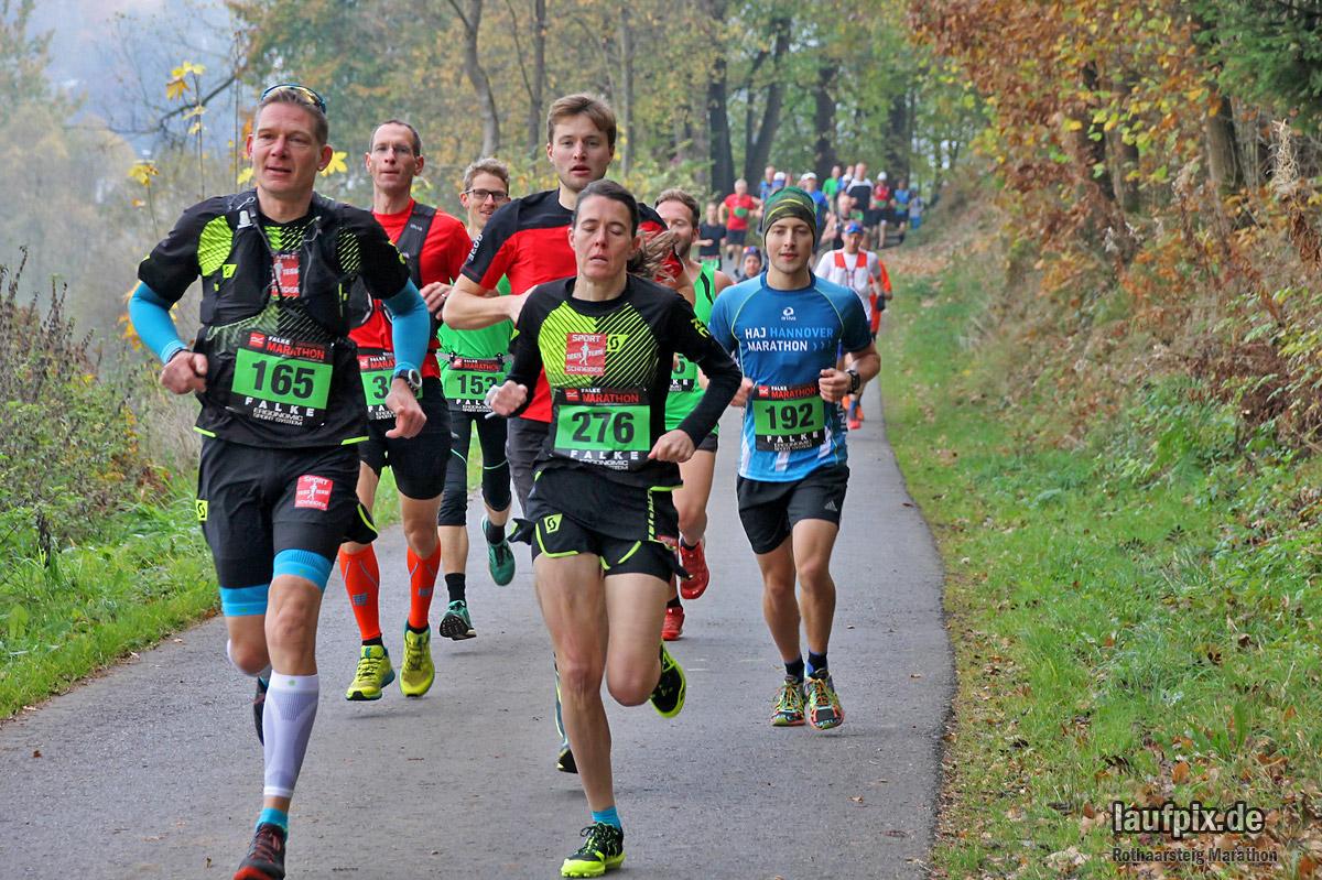 Rothaarsteig Marathon 2018 - 19