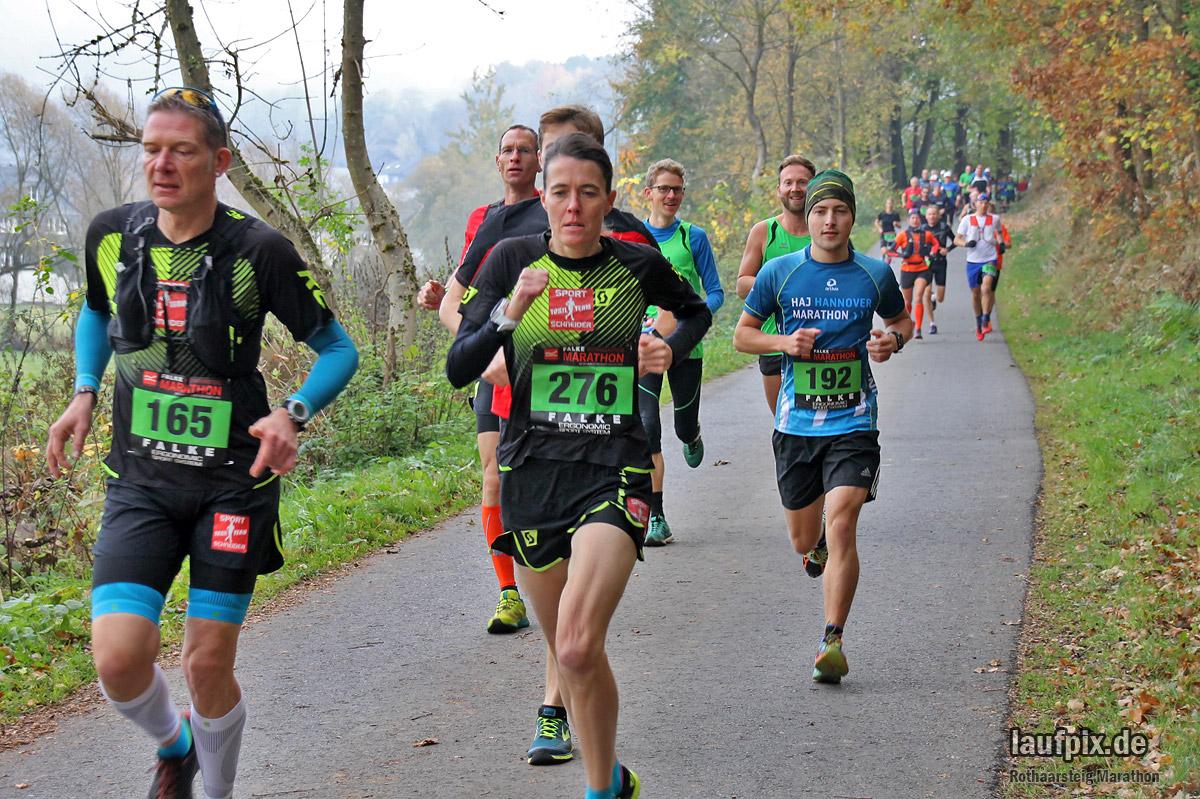 Rothaarsteig Marathon 2018 - 21